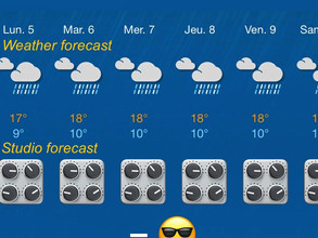🎛 Forecast