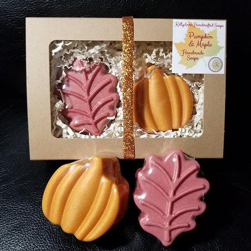 Pumpkin & Maple Set