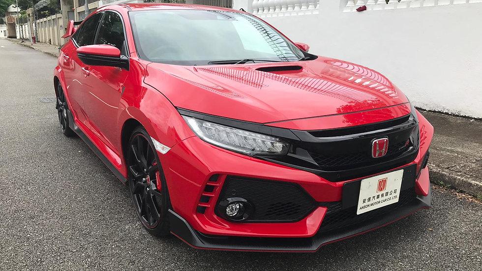 本田 HONDA Civic TYPE R FK8 GT