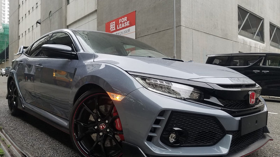本田 Civic TYPE R FK8 GT