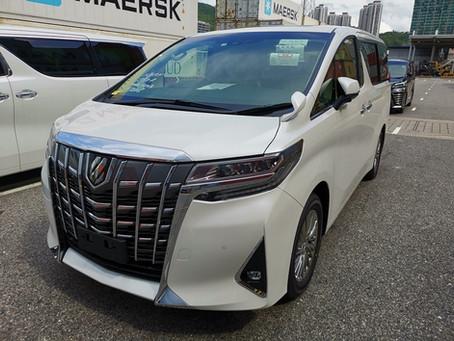 (全新Facelift) 2019年制造 Toyota Alphard (GF)