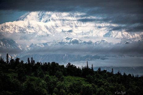 Elusive Denali clouds 2