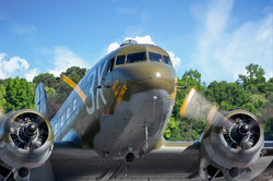 C-47 front nose post