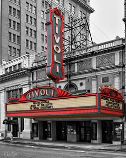 Tivoli Marquee bw color  v5