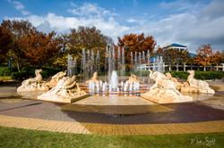Coolidge Park fountain D