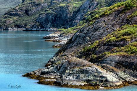 Glacier Bay ridges