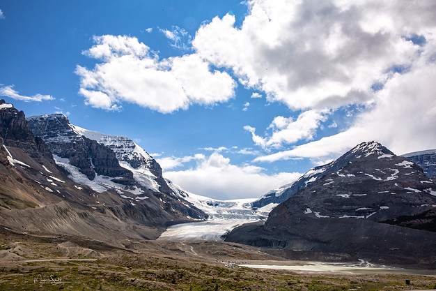 Athabasca Glacier Columbia Icefields