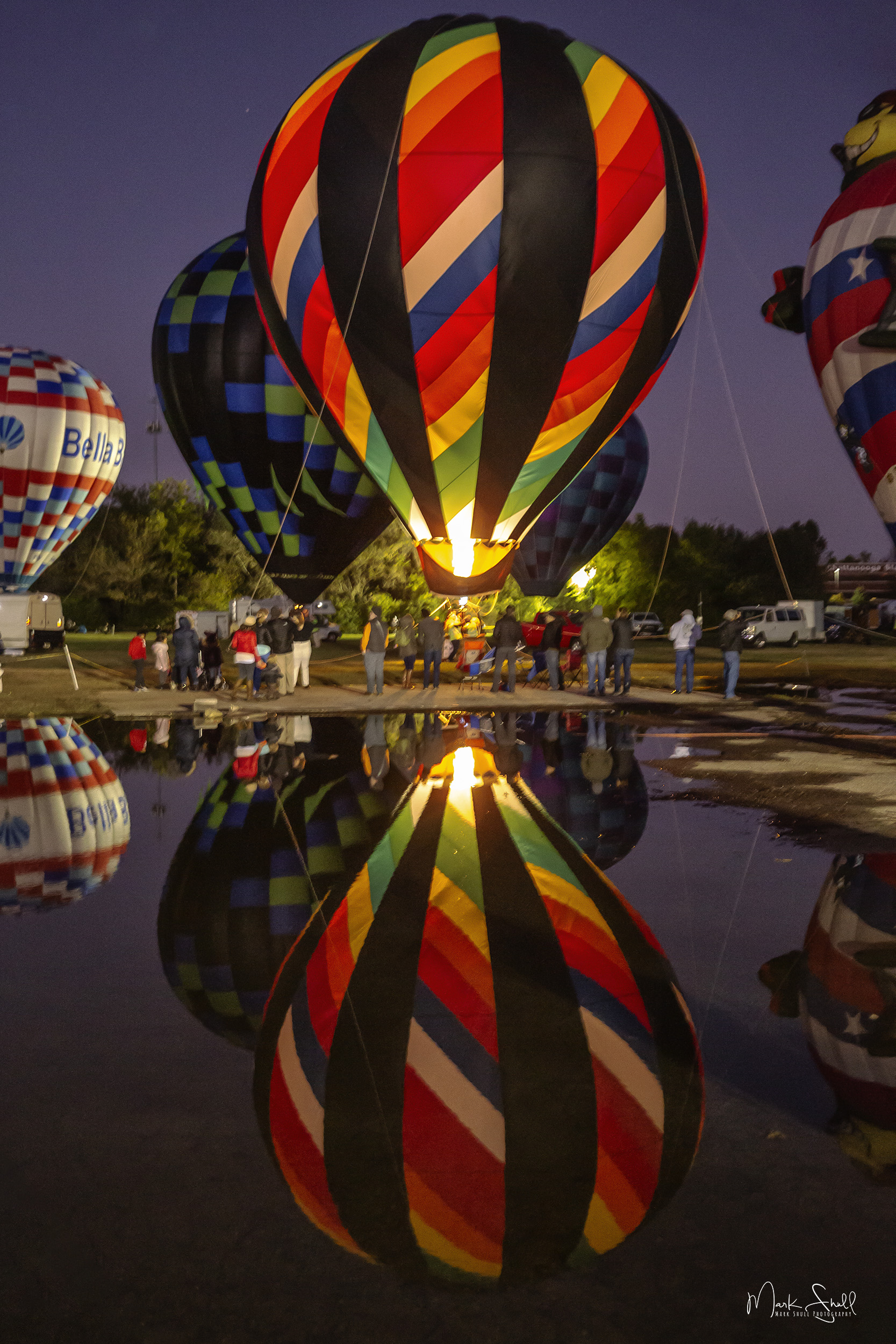 Balloon Fest Long Reflection