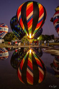 Balloon Fest Long Reflection