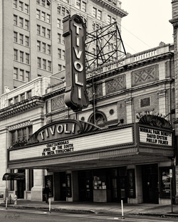 Tivoli Theater BW