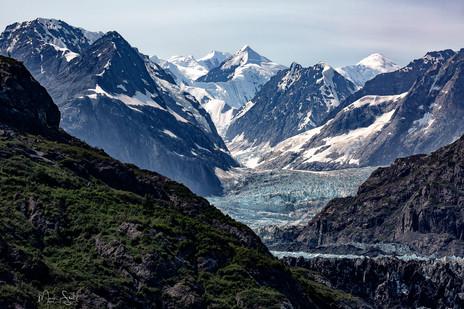 Look up John Hopkins Glacier GBNP