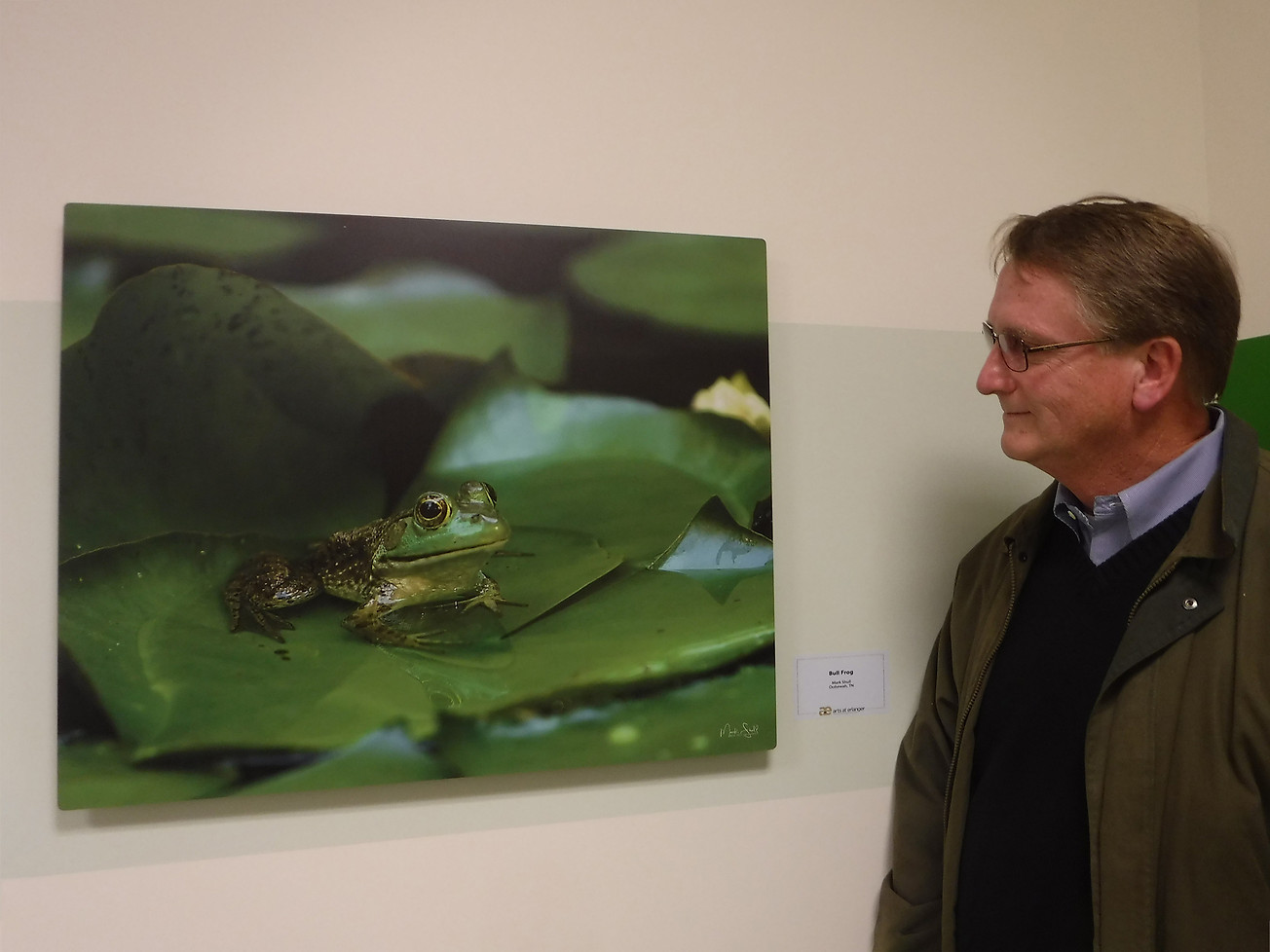Bull Frog Erlanger Children's OPC