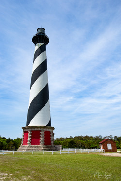 Cape Hatteras Lighthouse B post