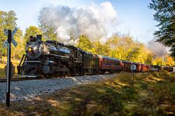Southern Railway 4501 Steamer