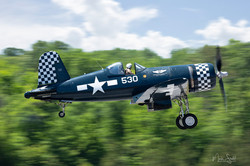 F4U - Corsair take off post