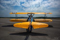 Chattanooga Airport Stearman