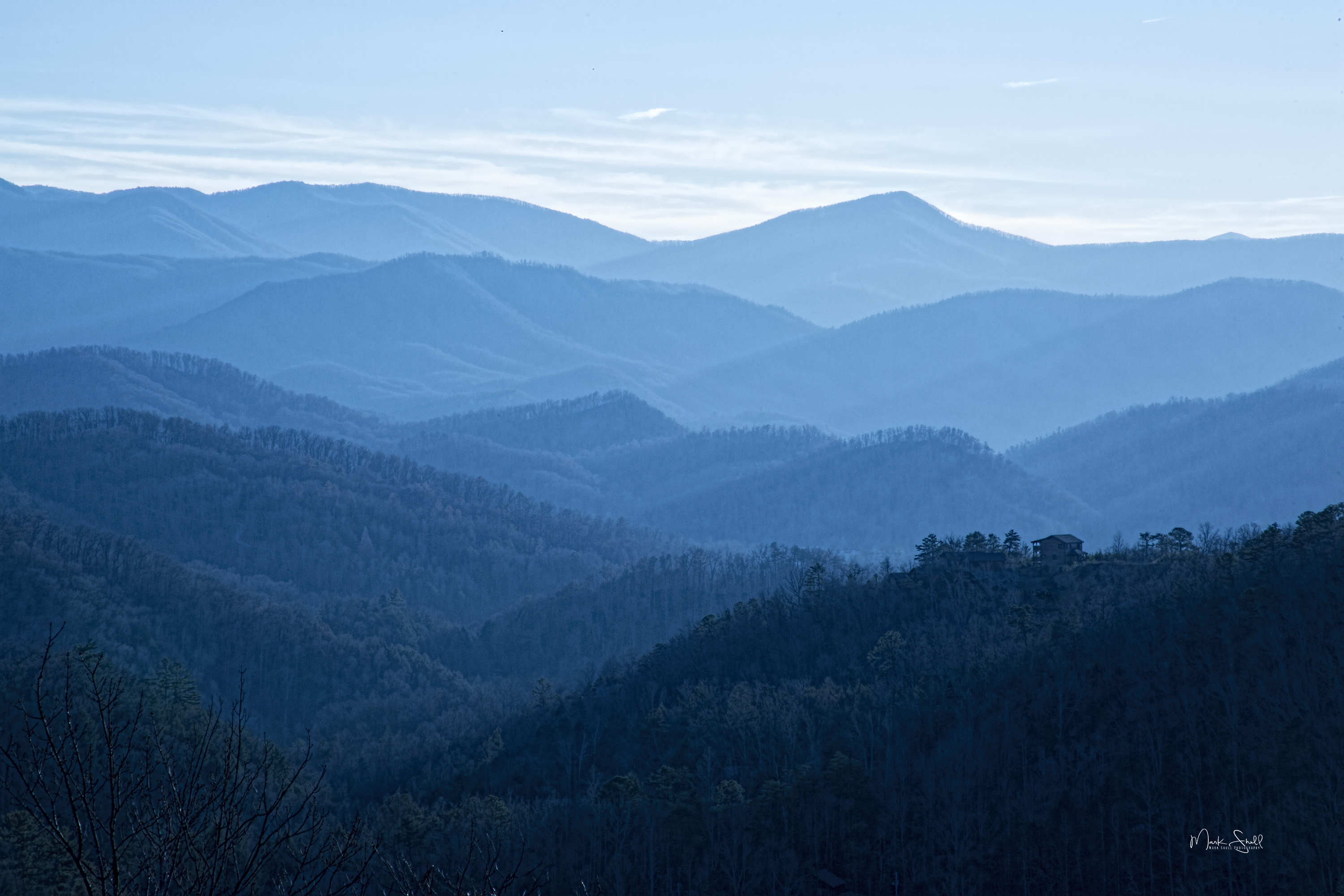 Smoky Mountain Ripples