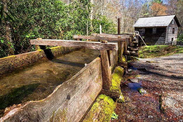 Mingus Mill Smoky Mountain NP