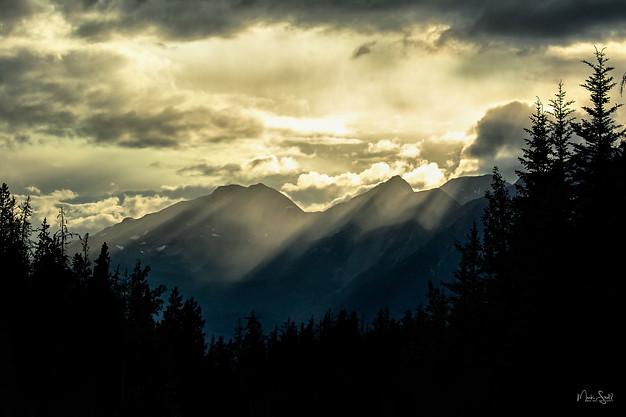Jasper NP Sundown