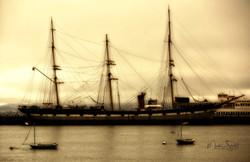 Balclutha 1886 San Francisco