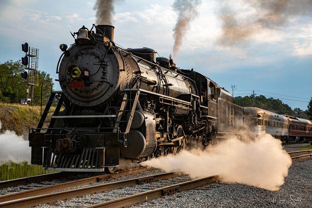 Summerville Train Departure