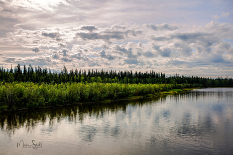 Fairbanks Chena River