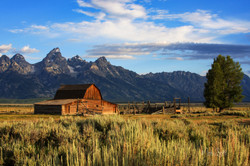 Grand Tetons T.A. Moulton Barn