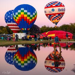 Balloon Fest Photographer