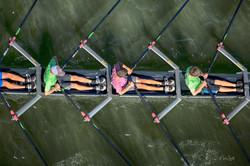 Head of Hooch rowers