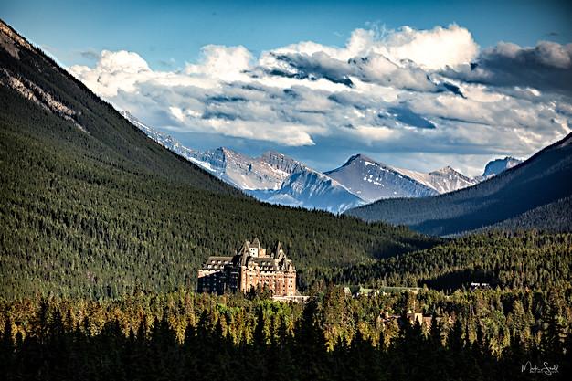 Historic Banff Springs Hotel BNP
