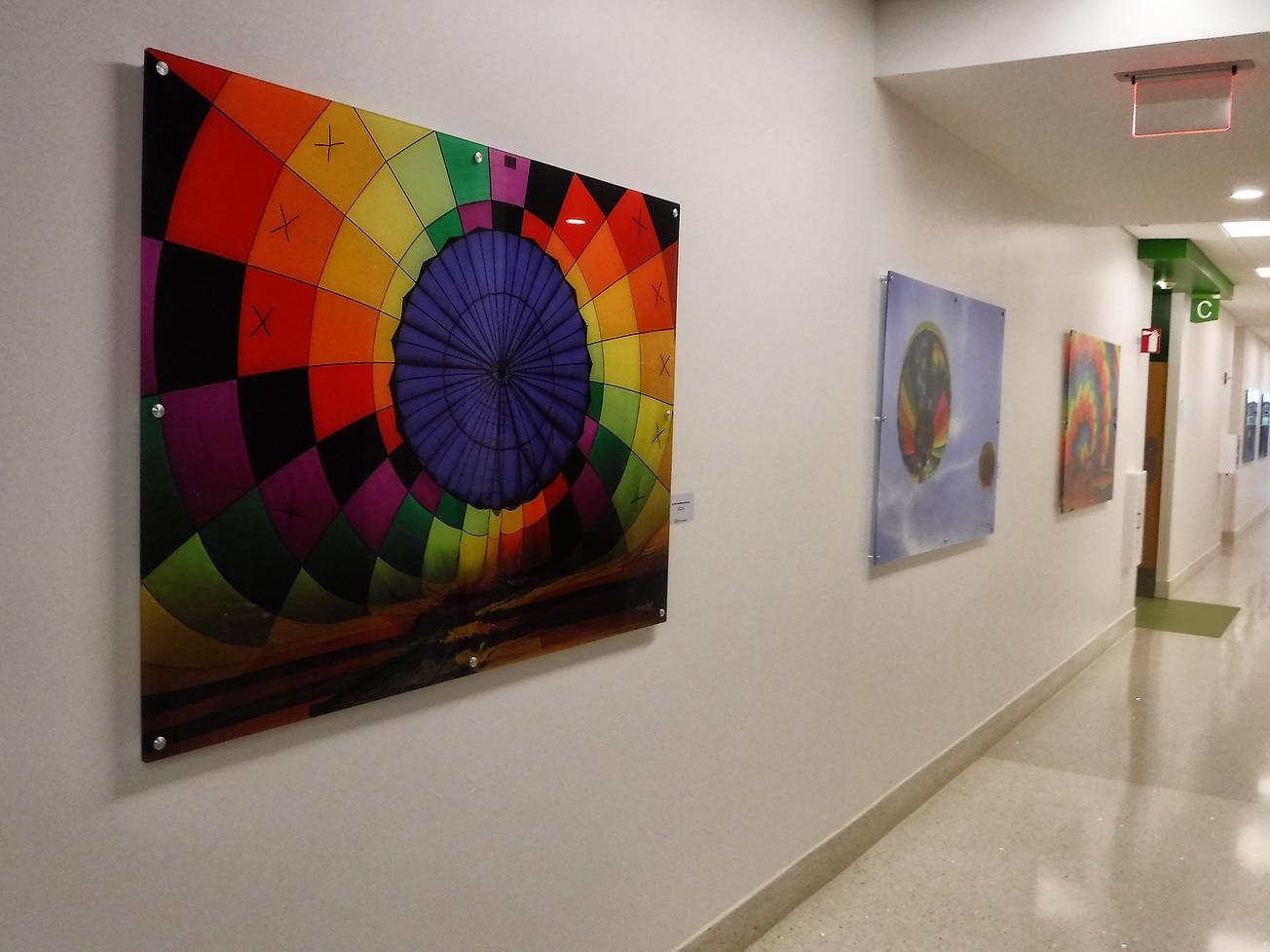 Erlanger Children's OPC hallway