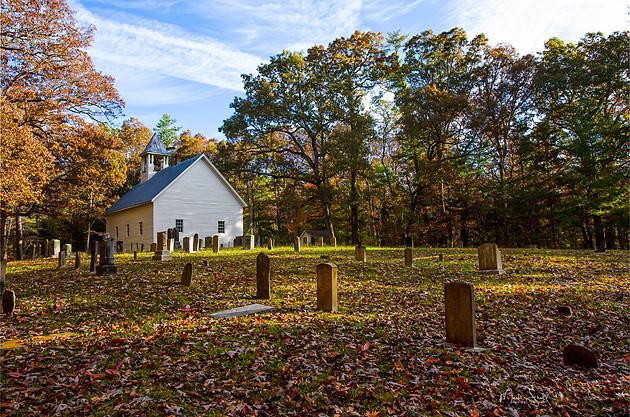 Primitive Baptist Church Cades Cove