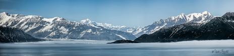 Glacier Bay pan post