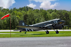 C-47 3X D-Day landing
