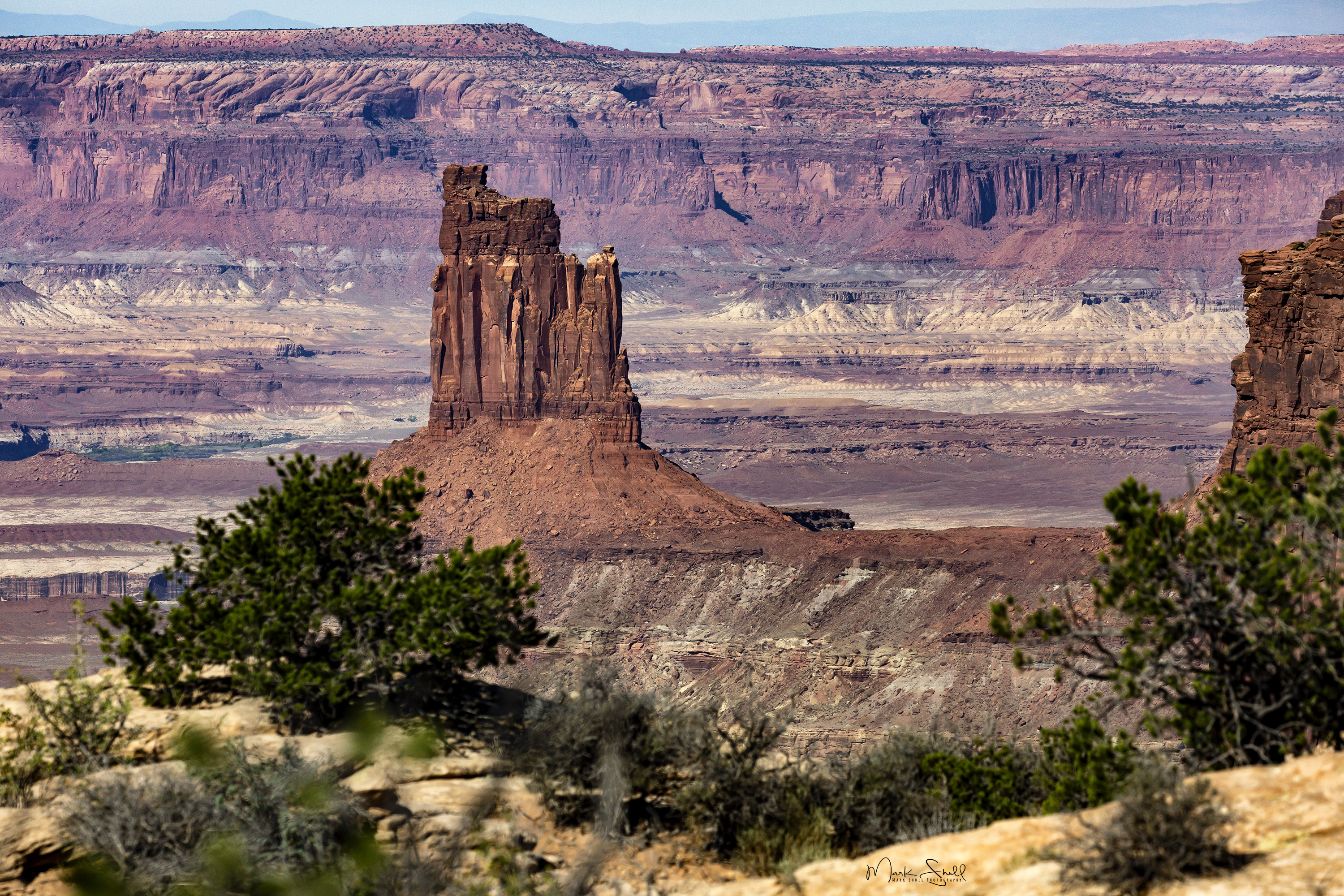 Candlestick Tower Canyonlands