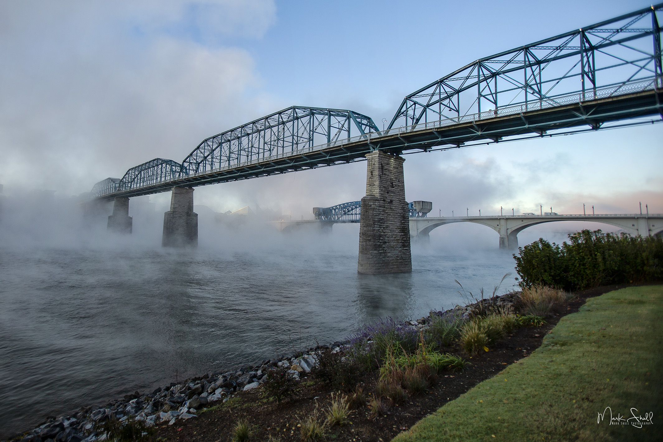 Chattanooga Early Fog