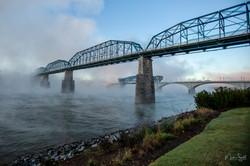 Chattanooga Early Fog