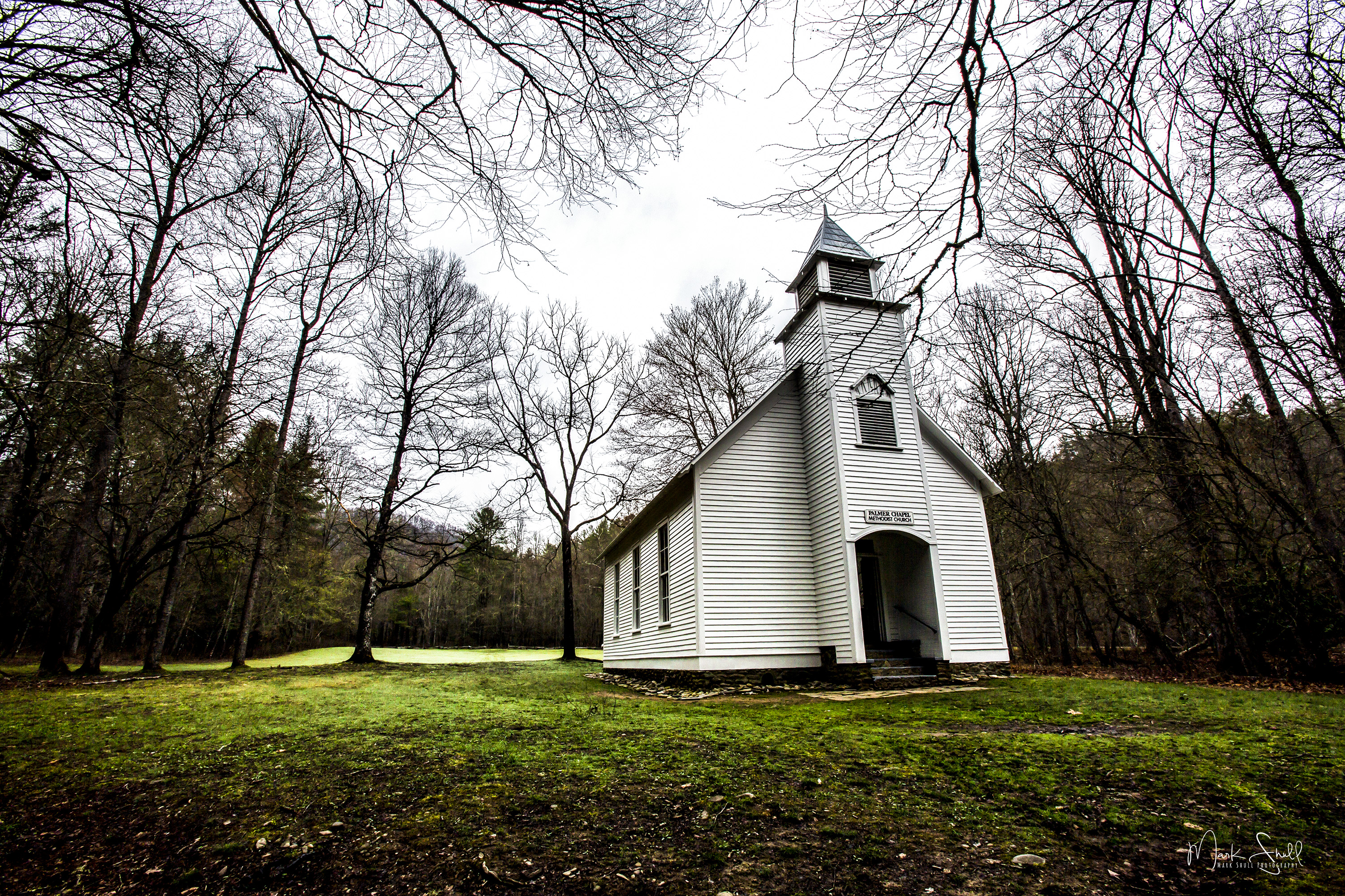Cataloochee Front Methodist Church