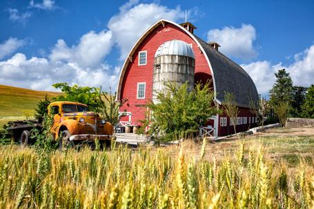 Whitman Co red barn n truck.jpg