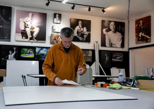Mitch Lakey Art Warehoue