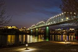 North Shore River Bridge View B