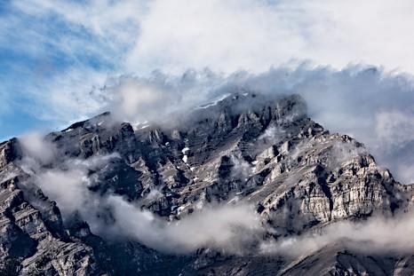 Rugged Mountain Top