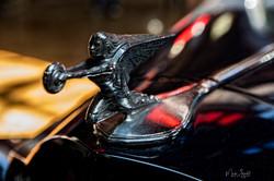Vintage 36 Packard Coker Museum