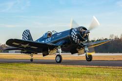 FG-1D Corsair - CAF Dixie Wing