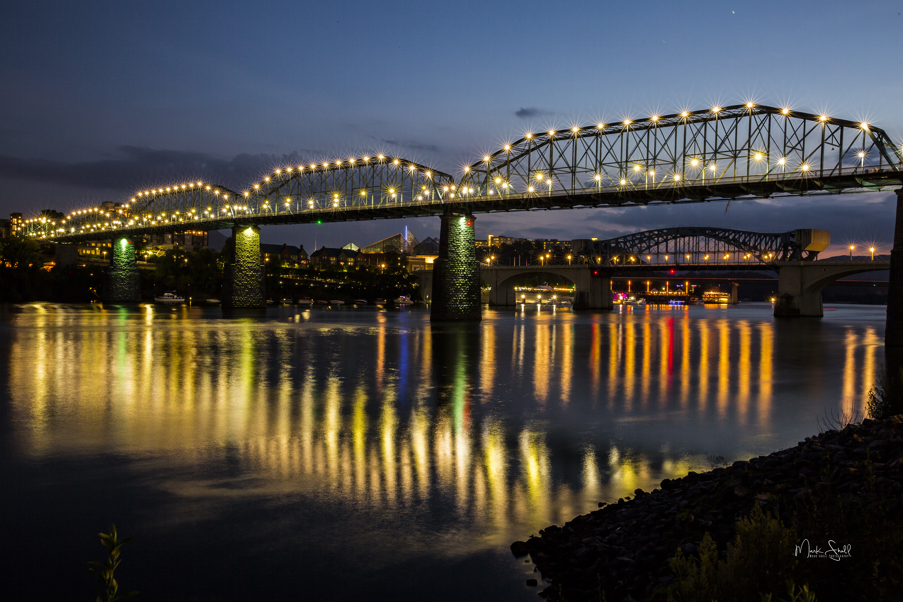 Chattanooga Walnut St Bridge A1