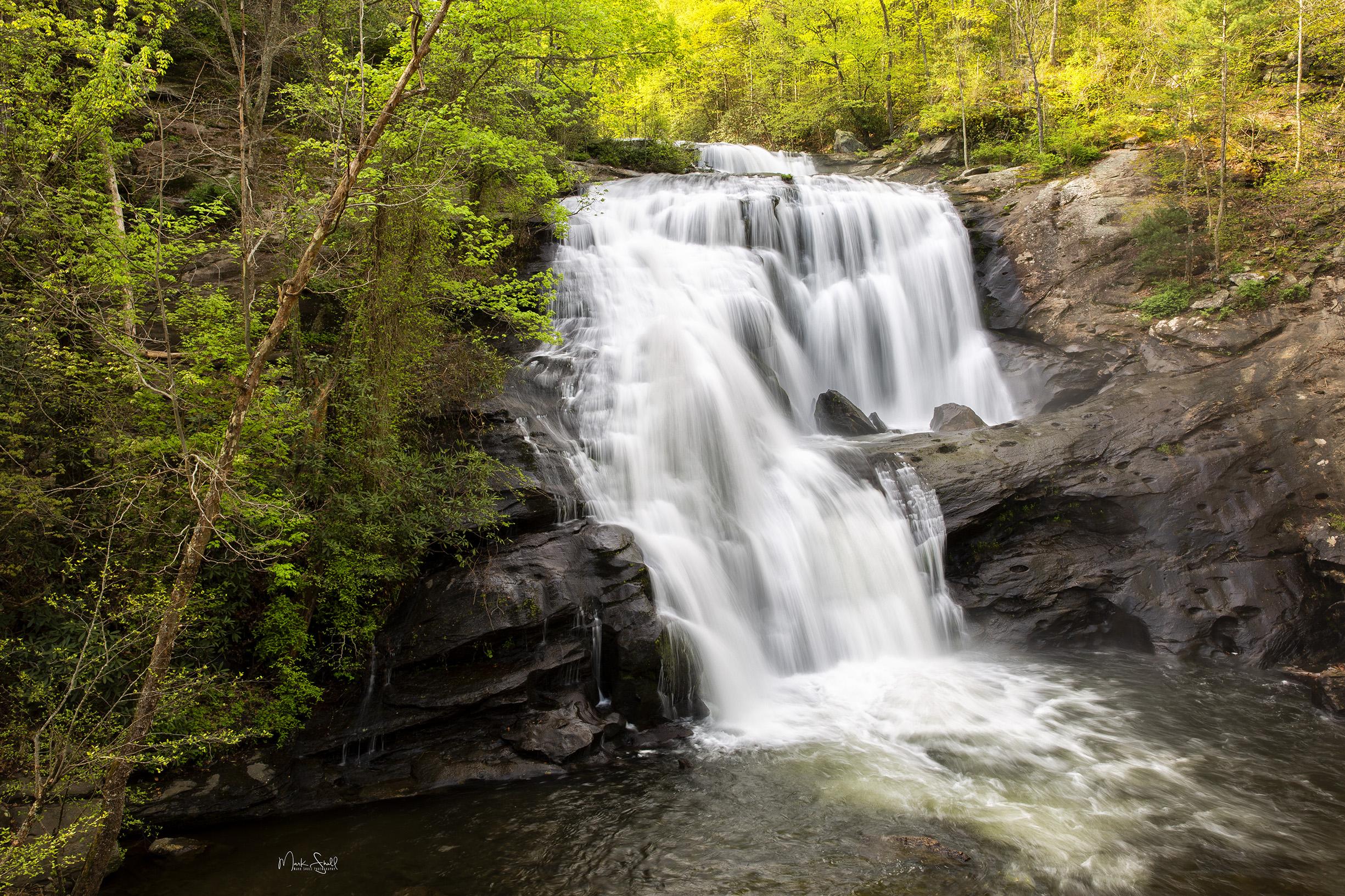 Bald River Falls Tellico