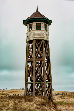 Wash Woods Station Tower Outerbanks post