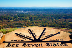 See Seven States Rock City