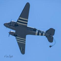 C-47 2nd pass 2nd jumper 3rd ready post.