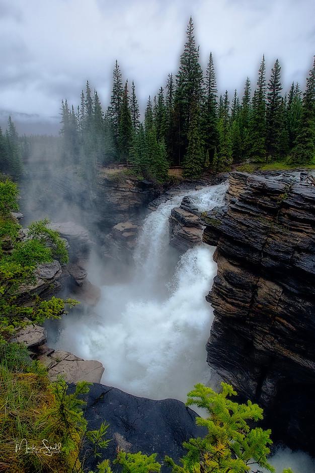 Athabasca Falls JNP